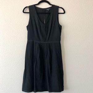 "Madewell ""night out"" black dress, Sz 4"